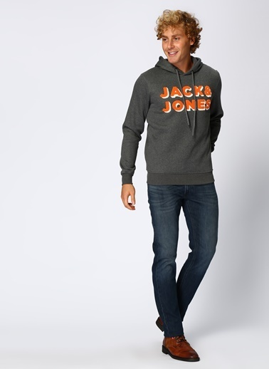 Jack & Jones Sweatshirt Antrasit